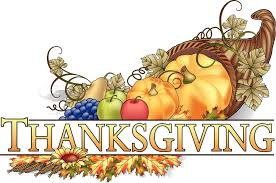Thanksgiving clipart images 2017
