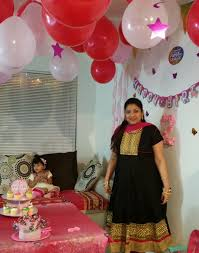 First Birthday Decoration Ideas At Home In India Decorating
