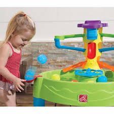 Step2 Rain Showers Splash Pond by Play Table For Toddler Table Designs