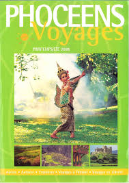 BROCHURE PHOCEENS VOYAGES ETE 2008 by PHOCEENS VOYAGES INFO issuu