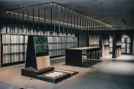 100 Studio Designs Esrawe Grupo Arcas Showroom Warehouse In