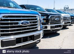 100 Ford Truck Dealership Lafayette Circa June 2017 A Local Car And