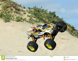 100 Monster Truck Nitro RC Action Stock Image Image Of Control Dunes