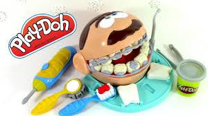 cars pate a modeler pâte à modeler le dentiste play doh dr drill n fill el dentista