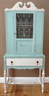 Shabby Chic Dining Room Hutch by 108 Best China Hutch U0026 Secretaries Images On Pinterest Painted