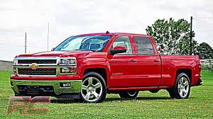 Rough Country's 2014-2015 GM 1500 2WD 2