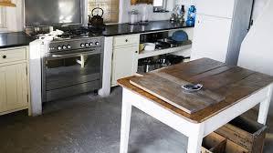 cuisine industrielle créer une cuisine rustique industrielle cuisine déco