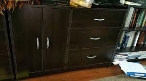 Sauder Beginnings 4 Drawer Dresser Cinnamon Cherry by Sauder 413123 Beginnings Collection Cinnamon Cherry Dresser Ebay