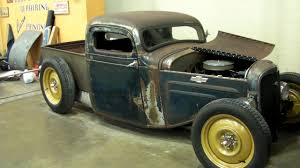 100 Rat Rod Trucks Pictures 1936 Chevy Truck Chopped YouTube