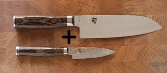 couteau de cuisine professionnel japonais couteaux japonais santoku et office la coutellerie des chefs