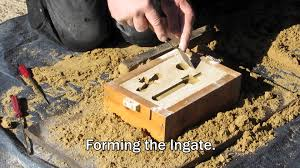 Metal Casting At Home Part 26 How To Make Greensand - YouTube The Worlds Best Photos Of Backyardmetalcasting Flickr Hive Mind Foundry Facts Making Greensand At Home For Metal Casting Youtube Casting Furnaces Attaching A Long Steel Wire Handle Paul Andrew Lifts Redhot Backyard Metal And Homemade Forges Photo On Stunning Backyards Wonderful 63 Chic A Cheap Air Blower Back Yard Or Forge Make Quick And Dirty Backyard Mold