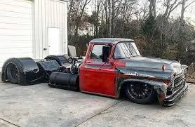 That's Low | Rat Rod Ideas | Trucks, Cars, Chevy Trucks