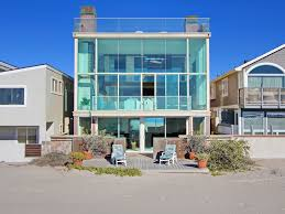 100 Oxnard Beach House FrontLuxury Glass Unbeatable 360 Rooftop View Hollywood
