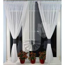 moderne gardinen wohnzimmer fensterdekoration anthrazit