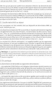 attestation domiciliation si e social sans papiers mais pas sans droits pdf