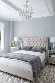 A Regal Modern Midtown Apartment Grey Bedroom WallsGray DecorLight