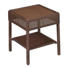 stunning patio furniture end tables 25 best ideas about outdoor