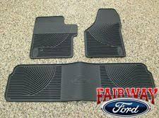 Lund Rubber Floor Mats by Ford F350 Floor Mats Ebay