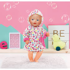 Buy Zapf Creation Baby Born Bathtime Set Only £1099 Toys