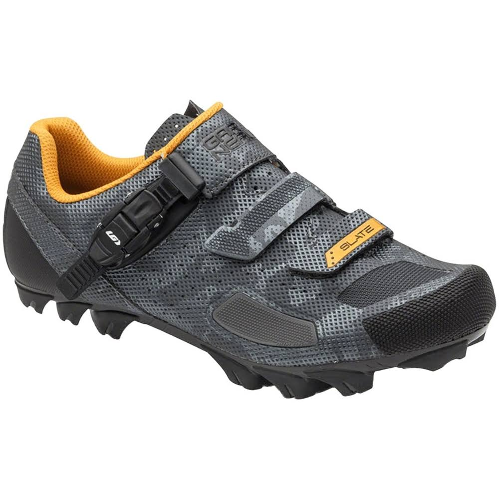 Louis Garneau Slate II Cycling Shoes - Camo Charcoal