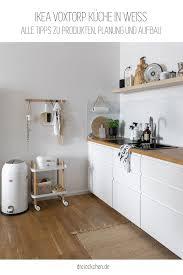 ikea voxtorp küche in weiß ikea küche küche planen küche