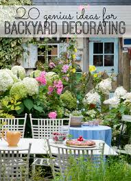Small Backyard Decorating Ideas by Backyard Decor Ideas 28 Images 25 Best Ideas About Small