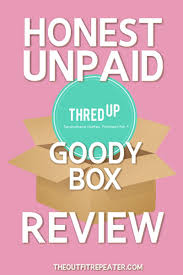 An Honest, Unpaid Review Of The ThredUP Goody Box | The Outfit Repeater Thredup Review My Experience Buying Secohand Online 5 Tips Thredup 101 What You Need To Know About This Popular Resale Site Styling On A Budget How Save Money Clothes Shopping Bdg Jeans By Free Shipping Codes Thred Up Promo Always Aubrey Sell Your Thread Up Coupon Code Coupon Codes For Pizza Hut 2018 Referral Code 2017 4tyqls 10 Credit And 40 Off Insanely Good Thrifting Hacks Didnt Thredit First The Spirited Thrifter Completely Honest Of Get Your Order New Life Closet Chaing Secret Emily Henderson
