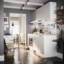 knoxhult küche grau 220x61x220 cm