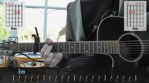 Today Smashing Pumpkins Tablature by Stereophonics Maybe Tomorrow Beginner Guitar Lesson Youtube