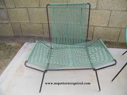 Vintage Russell Woodard Patio Furniture by 1950s Patio Furniture No Pattern Required 1950s Patio Furniture