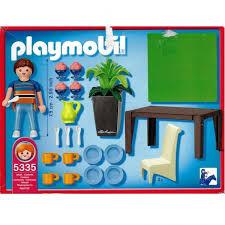 playmobil 5335 schickes esszimmer decotoys
