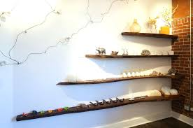 Wall Display Shelves Image Of Storage Design For Collectibles