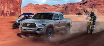 2019 Toyota Tacoma Pickup Truck | Toyota Tacoma SR, SR5, & TRD In ... New 2018 Toyota Tacoma For Sale Lithonia Ga 3tmdz5bn9jm052500 Trucks For In Abbeville La 70510 Autotrader Used 2017 Access Cab Pricing Edmunds 2015 Toyota Tacoma Prunner Xspx Pkg Truck Sale Ami Roswell For Sale 2009 Trd Sport Sr5 1 Owner Stk P5969a Www Pro Photos And Info 8211 News Car 2000 Overview Cargurus 2005 Information 2010 4x4 Double Cab Georgetown Auto