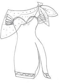 Fashion Designer Dress Design