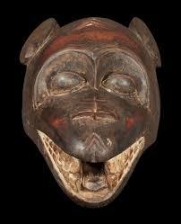 FileDog African Mask Romanceor