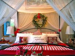Amazing Christmas Bedroom Decorations Ideas