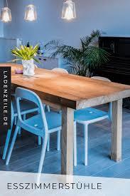hingucker esszimmerstühle in blau esszimmerstühle