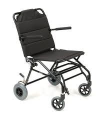 Medline Transport Chair Instructions by Karman Km Tv10b Portable Travel Transport Wheelchair