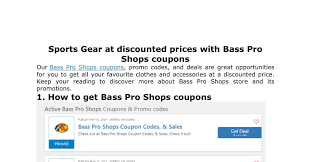 Sports Gear At Discounted Prices With Bass Pro Shops Coupons ... Bass Pro Shops Black Friday Ads Sales Doorbusters Deals Competitors Revenue And Employees Owler Friday Deals 2018 Bass Pro Shop Google Adwords Coupon Code November Cheap Hotel 2017 Ad Scan Buyvia Black Sale 2019 Grizzly Machine Tools 20 Off James Allen Cabelas Free Shipping Promo Codes November Giveaway Cirque Italia Comes To Harrisburg Coupon Code Dealhack Coupons Clearance Discounts