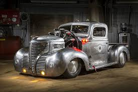 100 1939 Gmc Truck This AirplaneEngine Plymouth Pickup Is Radically Radial