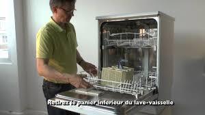 remplacer les bras de cyclage d un lave vaisselle