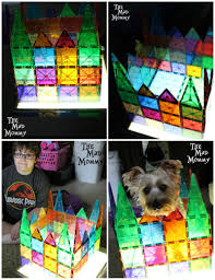Magna Tiles 100 Piece Target by Making Magic With Magnatiles A Magnatiles Review
