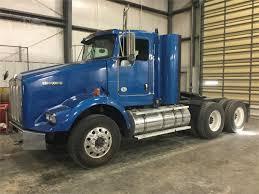 100 Day Cab Trucks For Sale 2012 KENWORTH T800 In Beloit Kansas TruckPapercom