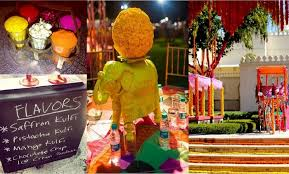Cubicle Decoration Themes India by Fern U0027n U0027 Decor Indian Wedding Themes That Totally Wow Fern U0027n