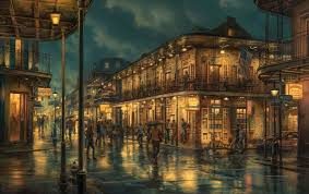 I love Evgeny Lushpin art This is a real master of light