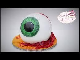 augapfel torte eye cake tutorial nicoles zuckerwerk