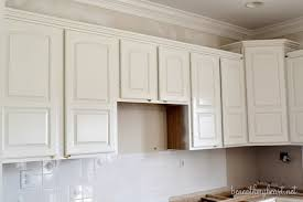 Painting Kitchen Cabinets White Beneath My Heart