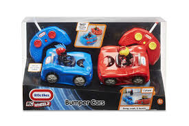 100 Little Tikes Semi Truck RC Bumper Cars Amazonca Toys Games