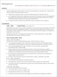 Military Experience On Resume New Is Good For A Of