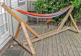 Hammock Chair Stand Diy Cool